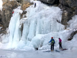 Introductory Ice Climbing